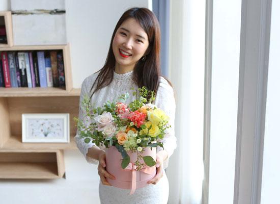 [서울,수도권배송] spring & sweet  그대앞에 봄이 있다