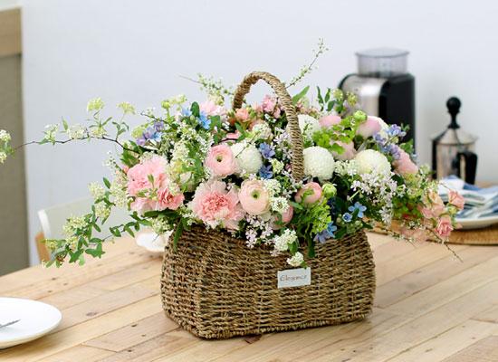 Spring loves 봄의 왈츠 (*광역시포함 일부지역 꽃소재 변경됨)