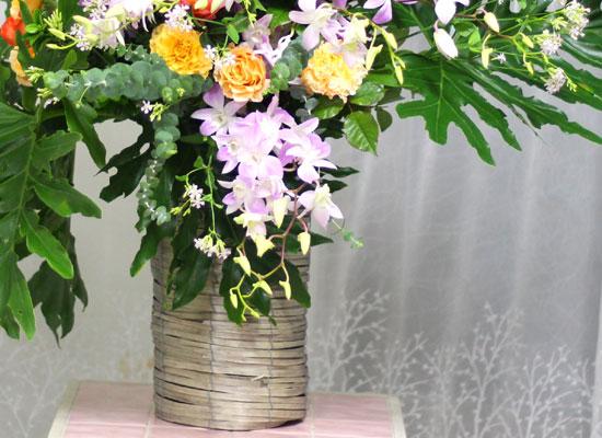 결혼식 축하화환 -결혼행진곡