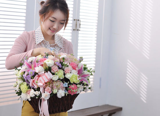 [서울배송] love day!(바구니품절시 변경할 수 있음)