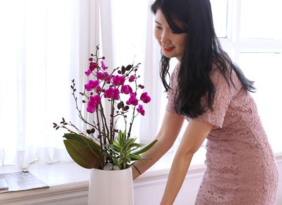 부모님 은혜 감사합니다 - 꽃은 행복입니다