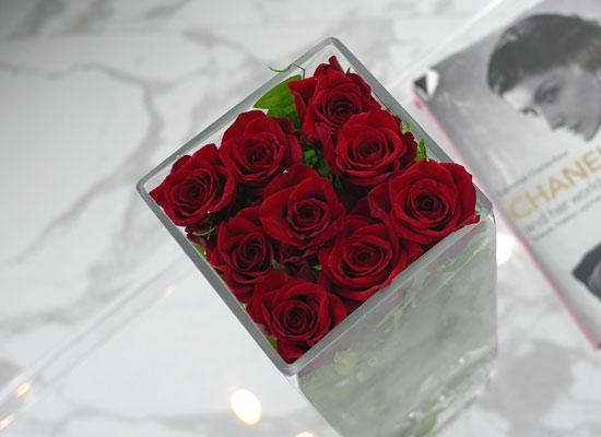 Stunning Flower Ideas - Elegance Red mountain