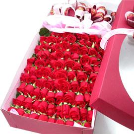 100송이 영원한 사랑 꽃배달하시려면 이미지를 클릭해주세요