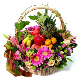 [과일바구니] 풍요로운 감사의 계절 - II 꽃배달하시려면 이미지를 클릭해주세요