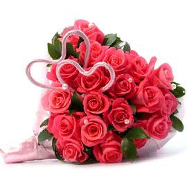 [서울배송상품]The Rose - Mon cheri 꽃배달하시려면 이미지를 클릭해주세요