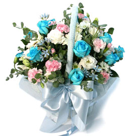 [서울배송] Summer Blue(여름) 꽃배달하시려면 이미지를 클릭해주세요