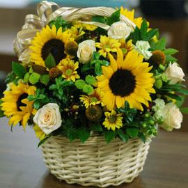 꽃향기 가득 - 맛있는 하루 꽃배달하시려면 이미지를 클릭해주세요