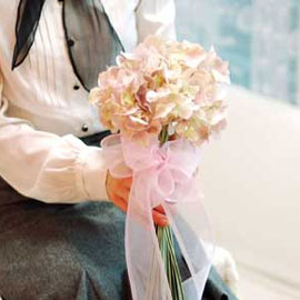 Floristic Basic - Star Pink(수국) 꽃배달하시려면 이미지를 클릭해주세요