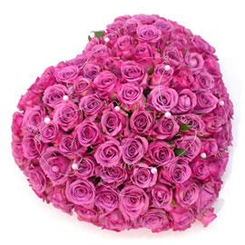 [100][서울/수도권]Trend box - in love with roses 꽃배달하시려면 이미지를 클릭해주세요