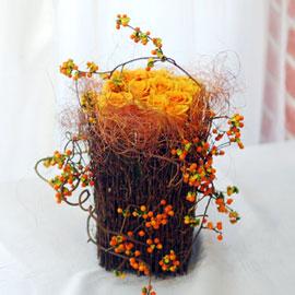 [서울배송]가을이 준 행복 - 도시의 가을 꽃배달하시려면 이미지를 클릭해주세요