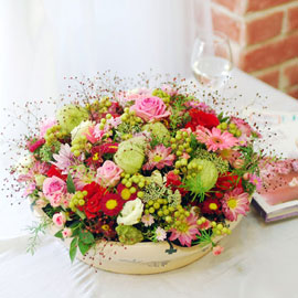가을이 준 행복 - 꽃같은 시절(화기변경됨) 꽃배달하시려면 이미지를 클릭해주세요