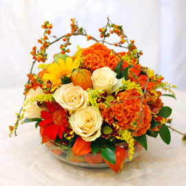 [서울배송]가을을 닮은 풍경속으로 - 그 향기를 풍긴다 꽃배달하시려면 이미지를 클릭해주세요