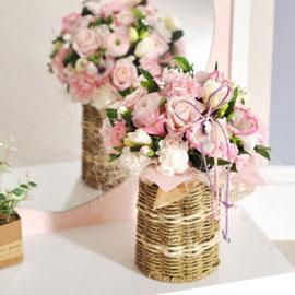 [서울배송] 기분 좋은 날 (*바구니 품절로 바구니 변경됩니다) 꽃배달하시려면 이미지를 클릭해주세요