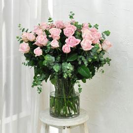 [서울배송] [50] Elegant noble - Julia(화기 품절시 변경될 수 있음) 꽃배달하시려면 이미지를 클릭해주세요