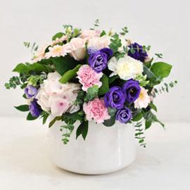 [서울배송] Elegant noble II -Ghost Of A Chance(화기는 변경될 수 있습니다) 꽃배달하시려면 이미지를 클릭해주세요