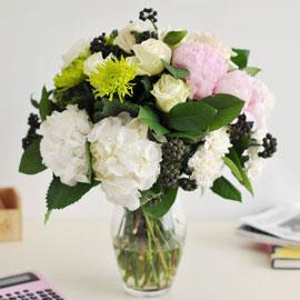 [서울배송]Elegant noble - The lady in my life(화기 품절시 변경될 수 있음) 꽃배달하시려면 이미지를 클릭해주세요