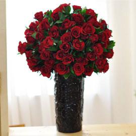 [서울배송]The Roses Bloom - 100송이 장미를 드려요 꽃배달하시려면 이미지를 클릭해주세요