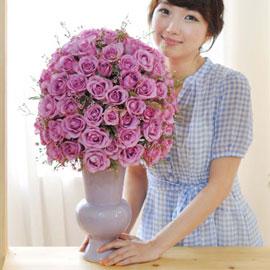 [100][서울배송]The Roses Bloom - 행복한 사랑 꽃배달하시려면 이미지를 클릭해주세요