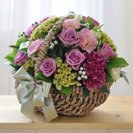 [서울배송] Be my love - oh yes! 꽃배달하시려면 이미지를 클릭해주세요