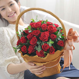 [서울배송] Bling bling-Roly-Poly(바구니 품절시 변경될 수 있음) 꽃배달하시려면 이미지를 클릭해주세요