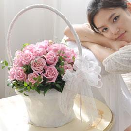 [서울배송] Bling bling -Honey(바구니 품절시 변경될 수 있음) 꽃배달하시려면 이미지를 클릭해주세요