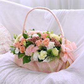 [서울배송] Bling bling - Heaven(바구니 품절시 변경될 수 있음) 꽃배달하시려면 이미지를 클릭해주세요