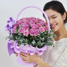 [서울배송] Bling bling - Ma boy(바구니 품절시 변경될 수 있음) 꽃배달하시려면 이미지를 클릭해주세요