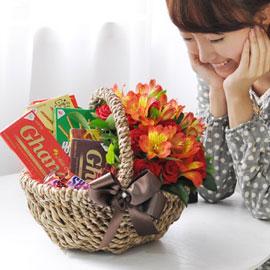[서울배송] 빼빼로 데이 - 오, 사랑 꽃배달하시려면 이미지를 클릭해주세요