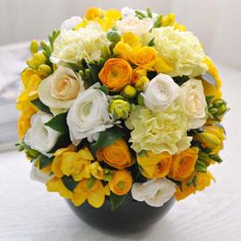 [서울배송]겨울 꽃 연가 - 봄이 전하는 말 꽃배달하시려면 이미지를 클릭해주세요