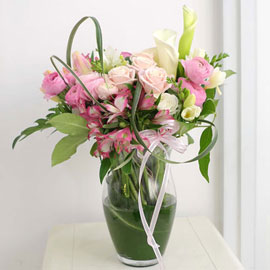 [서울배송]조그만 행복 꽃배달하시려면 이미지를 클릭해주세요