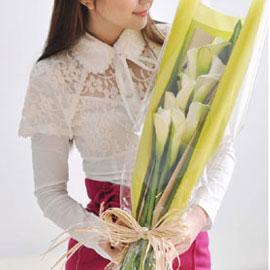 [서울, 광역시배송] 겨울 꽃 연가 - 너에게 가겠다 꽃배달하시려면 이미지를 클릭해주세요