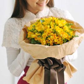 [서울,광역시배송] 겨울 꽃 연가 - 달을 닮아 꽃배달하시려면 이미지를 클릭해주세요
