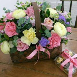 [서울배송] Happy valentine's day! - 니가 좋아! 꽃배달하시려면 이미지를 클릭해주세요