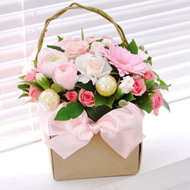 Whiteday - 이거야 꽃배달하시려면 이미지를 클릭해주세요