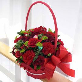 [서울배송] Whiteday - 그녀를 사랑해요 꽃배달하시려면 이미지를 클릭해주세요