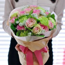 Rose & lovely bouquet 꽃배달하시려면 이미지를 클릭해주세요