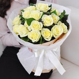 Rose & Cozy yellow
