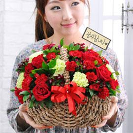 [서울배송] i love 꽃배달하시려면 이미지를 클릭해주세요