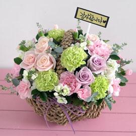 [서울배송] 5월의 사랑 - 웃어요! 꽃배달하시려면 이미지를 클릭해주세요