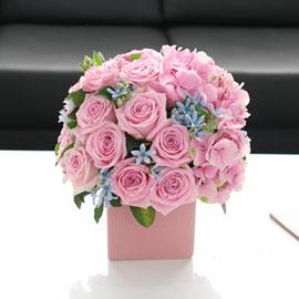 [서울배송] Summer palette- 물들어 (**화기변경) 꽃배달하시려면 이미지를 클릭해주세요