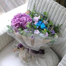 Summer blue- 한여름 밤의 꿈 꽃배달하시려면 이미지를 클릭해주세요