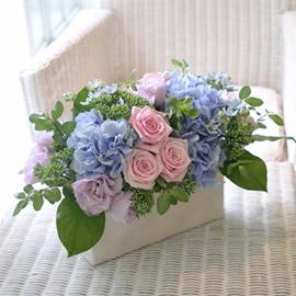 [서울배송] Summer blue - 하늘사탕 꽃배달하시려면 이미지를 클릭해주세요