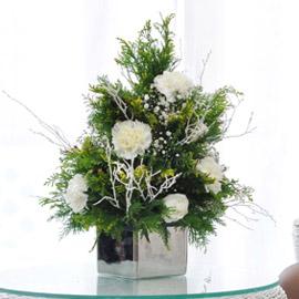 [서울배송]크리스마스에는 사랑을-Merry christmas! 꽃배달하시려면 이미지를 클릭해주세요