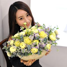 [서울배송] 레미제라블(LesMiserables)-Prologure(화기는 변경될 수 있습니다) 꽃배달하시려면 이미지를 클릭해주세요