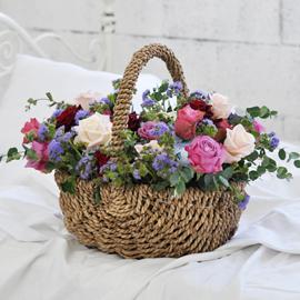 [서울배송] 상큼한 겨울꽃-Beautiful Love 꽃배달하시려면 이미지를 클릭해주세요