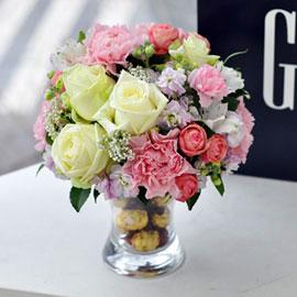 [서울배송]LOVEday - HAEVEN 꽃배달하시려면 이미지를 클릭해주세요