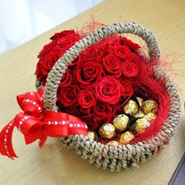 [서울배송] LOVEday- love heart 꽃배달하시려면 이미지를 클릭해주세요