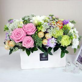 [서울배송] 봄날의 로맨스 - The 반짝 꽃배달하시려면 이미지를 클릭해주세요