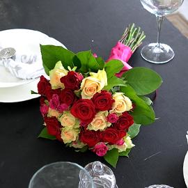 매혹적인장미 - 처음처럼 꽃배달하시려면 이미지를 클릭해주세요