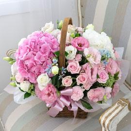 [서울배송] Lovely sweet - 사랑을 말해요 꽃배달하시려면 이미지를 클릭해주세요